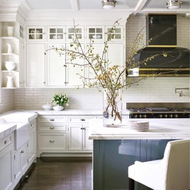 One of favorites randigarrettdesign is remodeling her kitchen and Ihellip