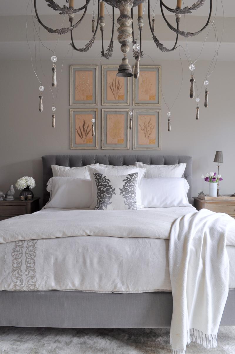 interesting gray tufted headboard for girl bedroom design quilted  - bedroom furniture restoration hardware gray tufted headboard wit