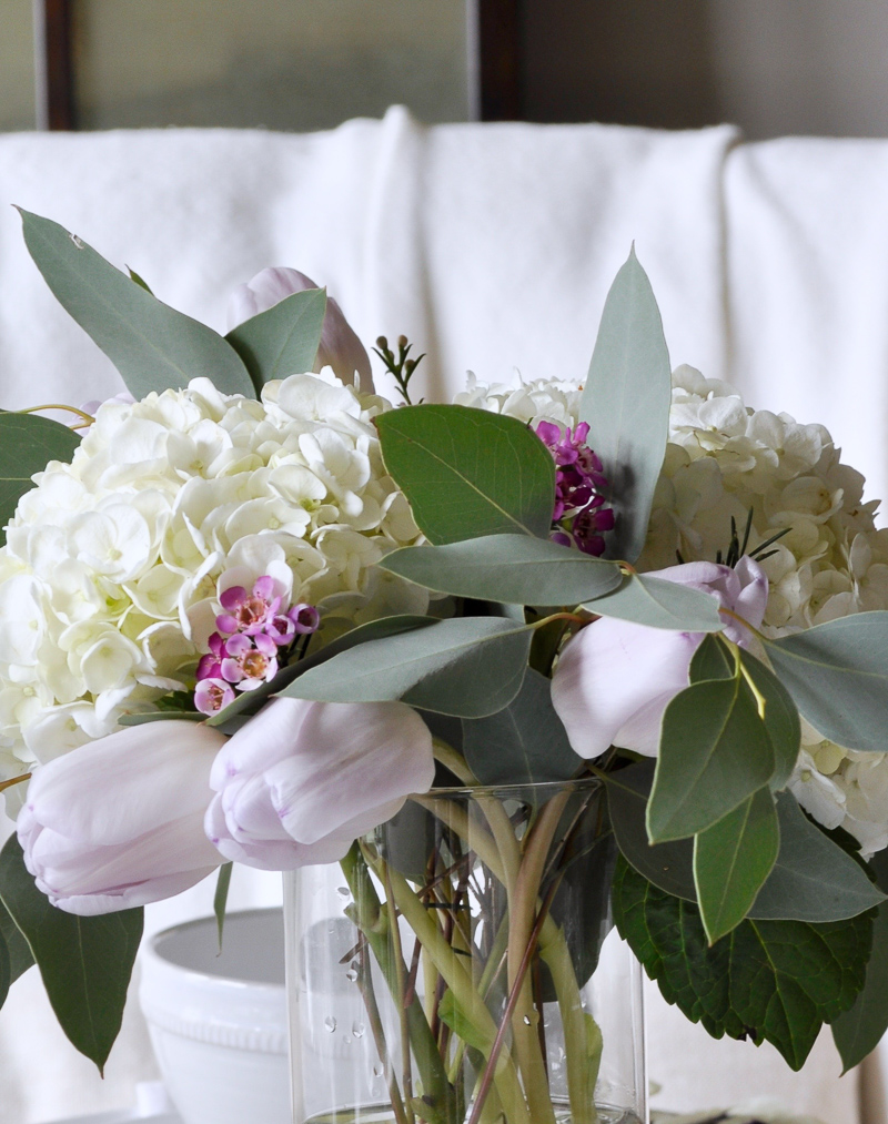Easter Floral Arragement DIY