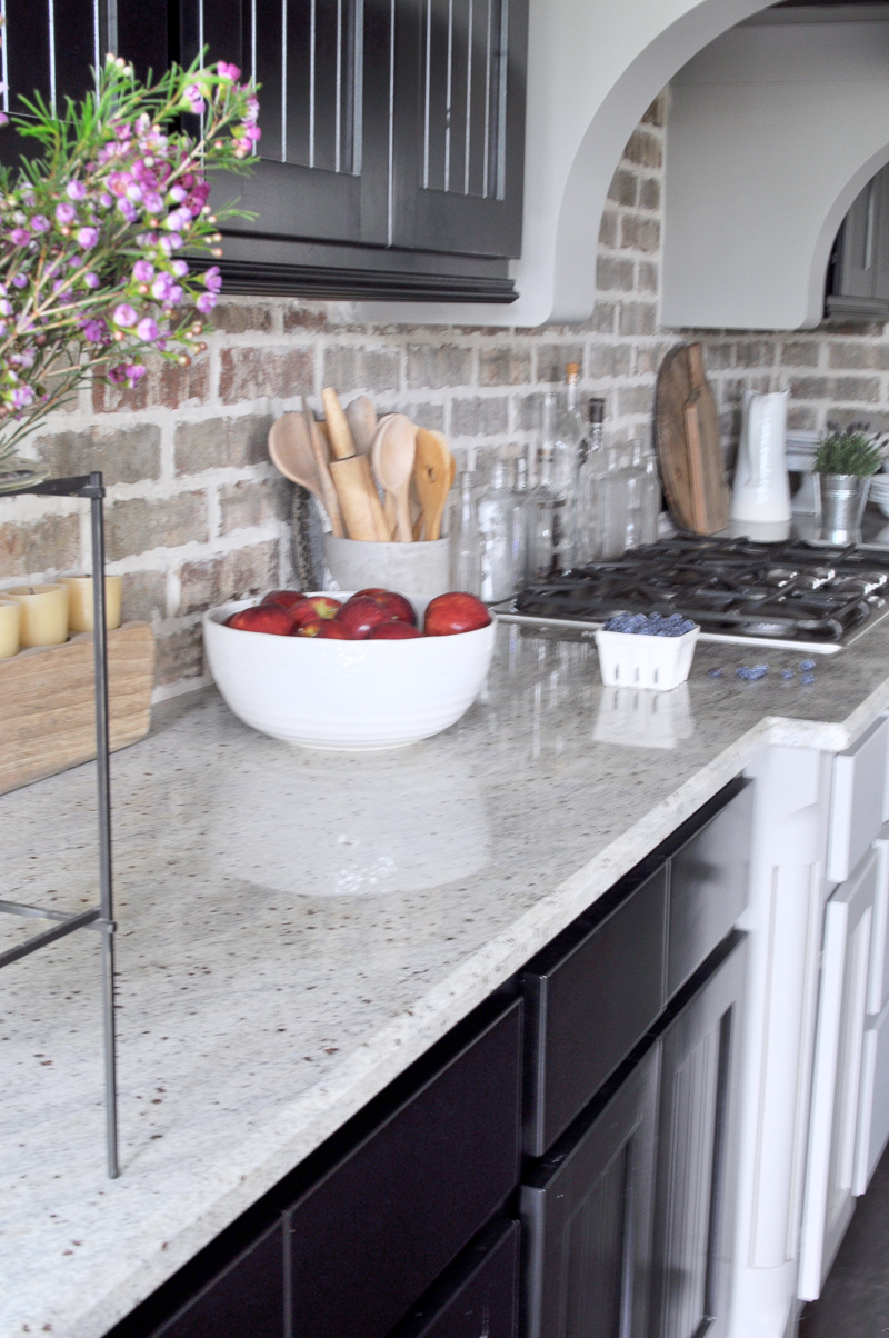 style kitchen counter like pro countertops kitchen How To Style Your Kitchen Countertops