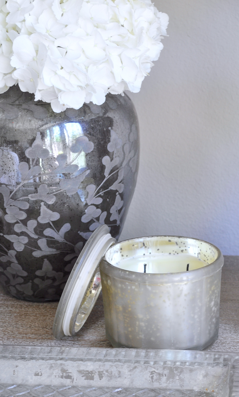Bedside Table Essentials Candle