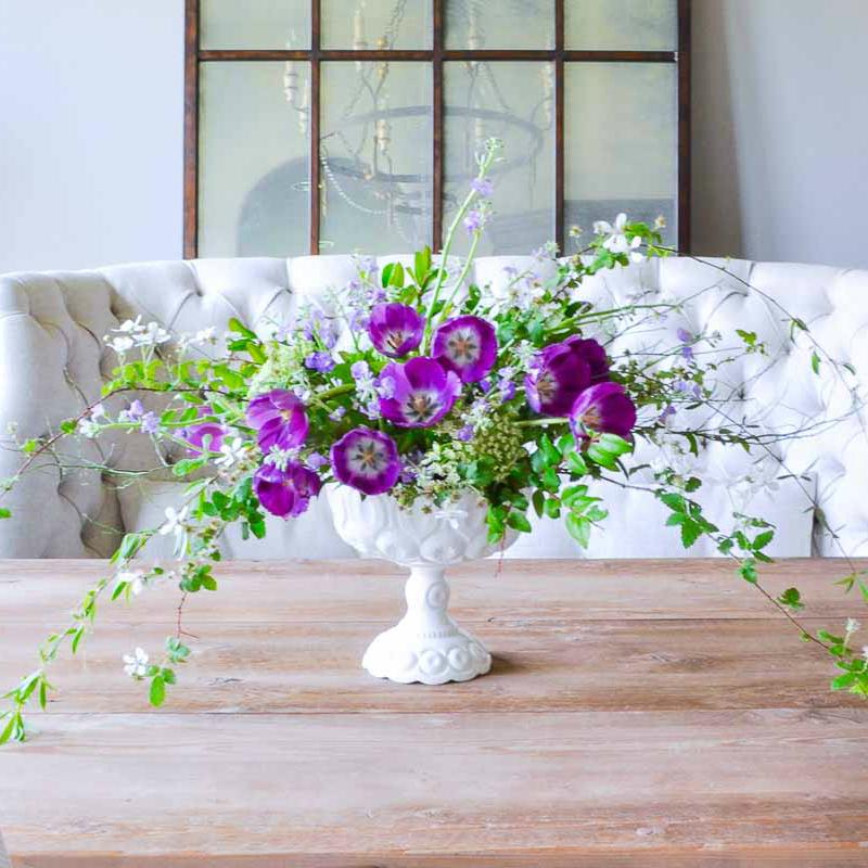 The White Vase Challenge