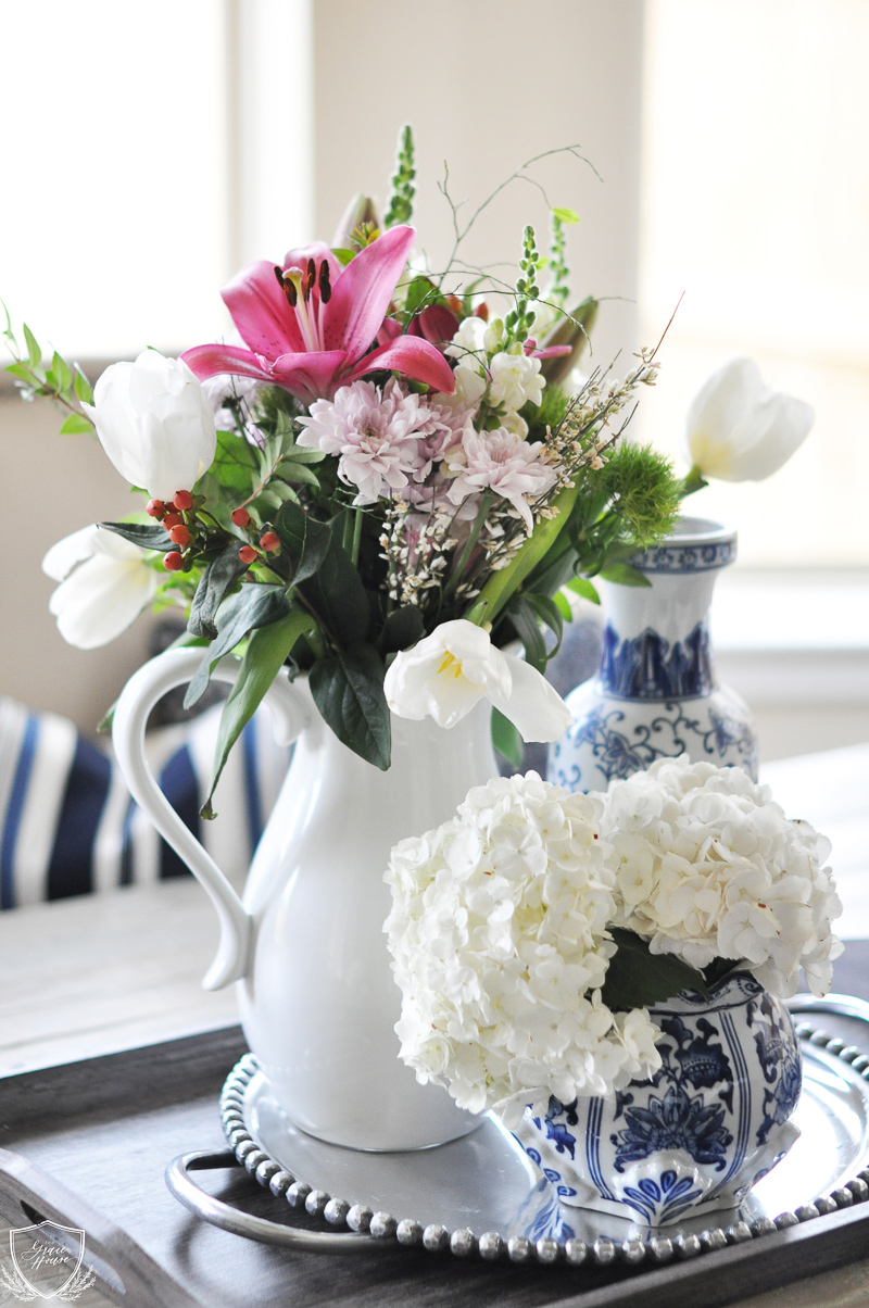 White Vase Challenge The Grace House