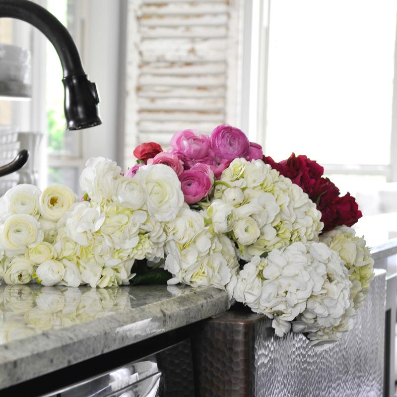 Fresh Flowers Each Week? Absolutely!