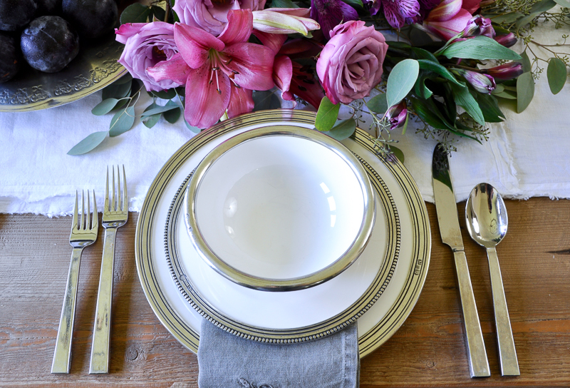 gorgeous arte italica dinnerware mix and match_