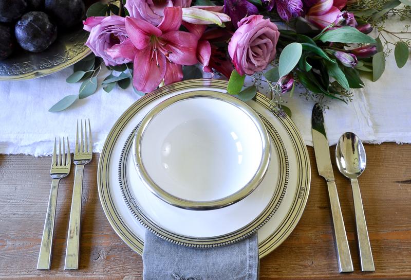 gorgeous arte italica dinnerware mix and match_