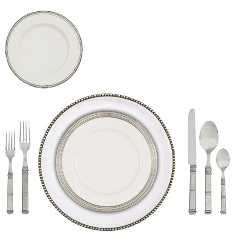 place setting basics where does each piece go
