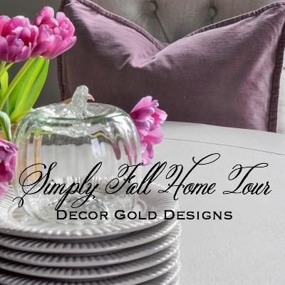 decor gold designs fall tour 2016