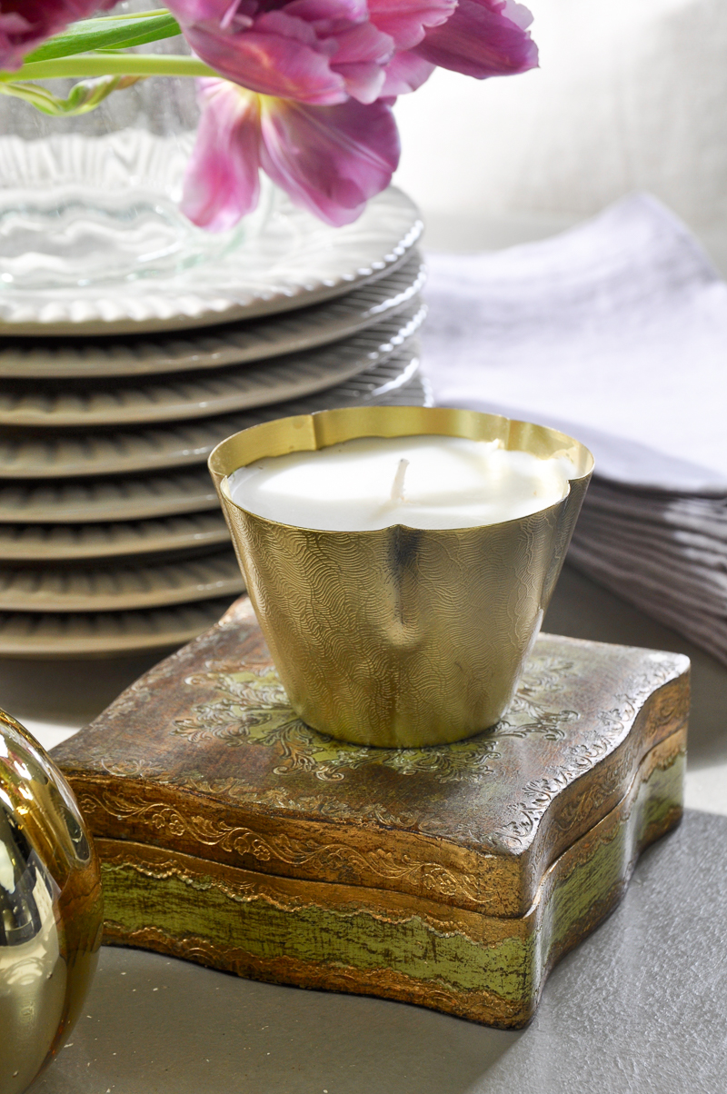 gold-accents-for-fall-with-anthropologie-brass-candle-and-taupe-dishes