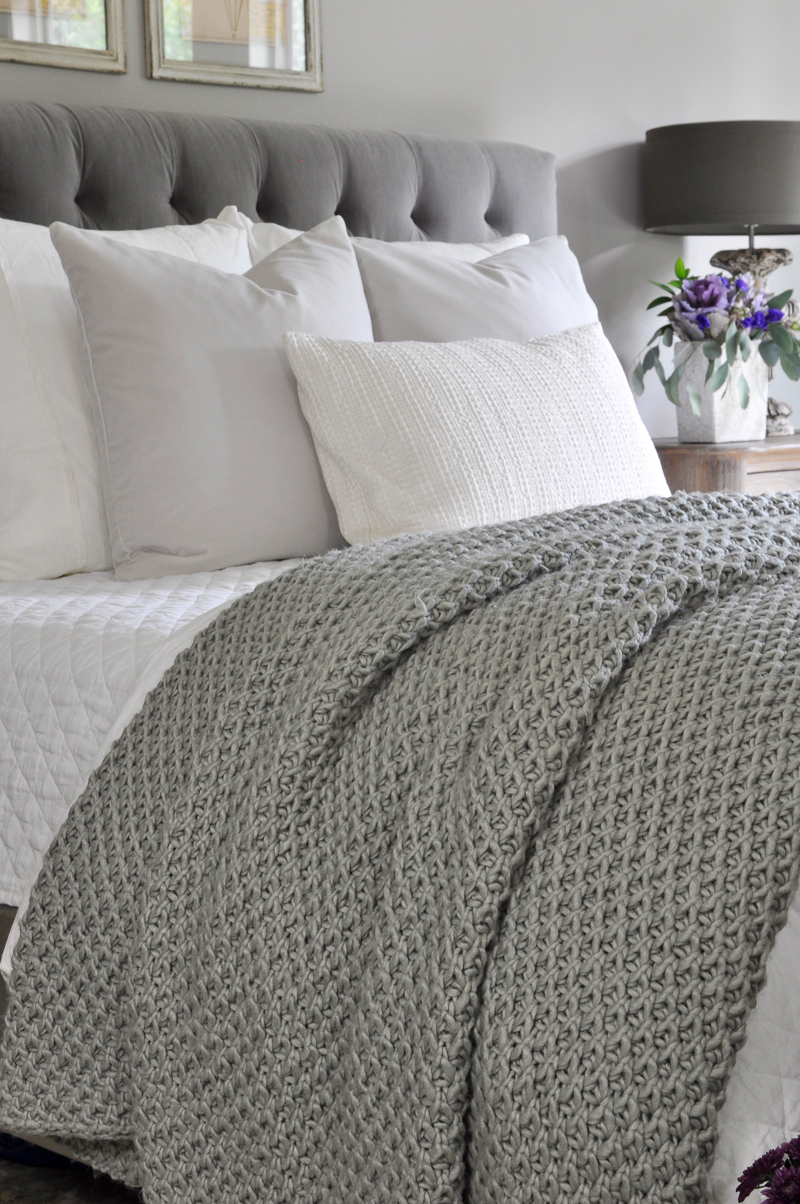 cozy-bedding-perfect-for-fall-in-gray-and-white_