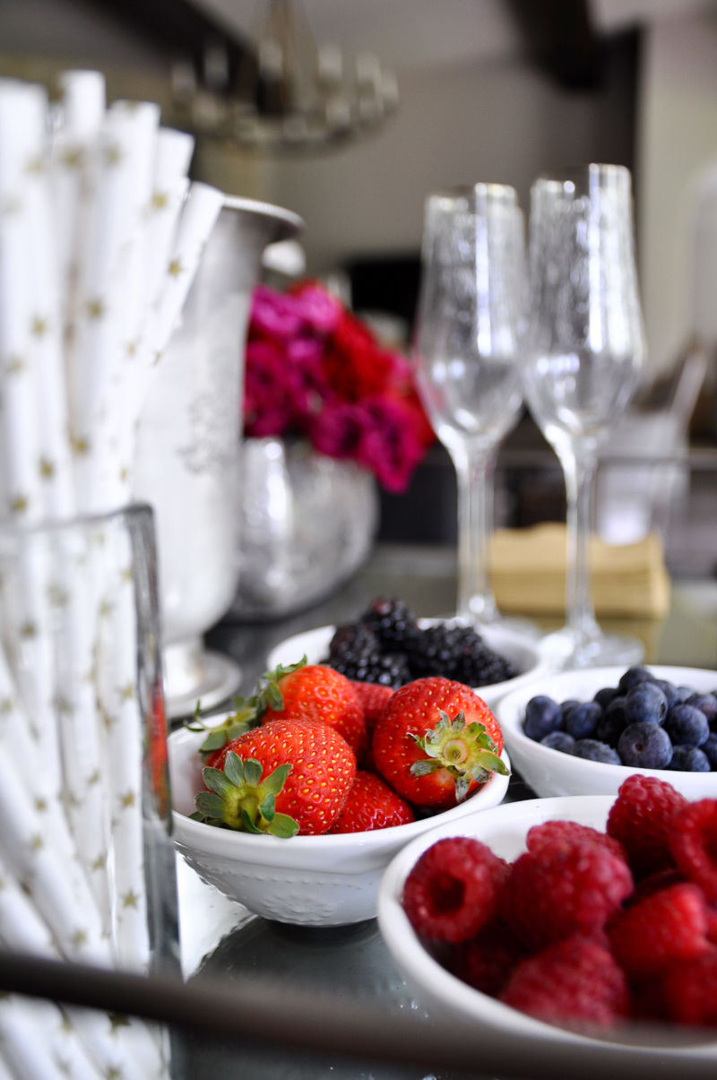 fruit-on-champagne-station-on-a-bar-cart-for-evening-party-shower-so-beautiful