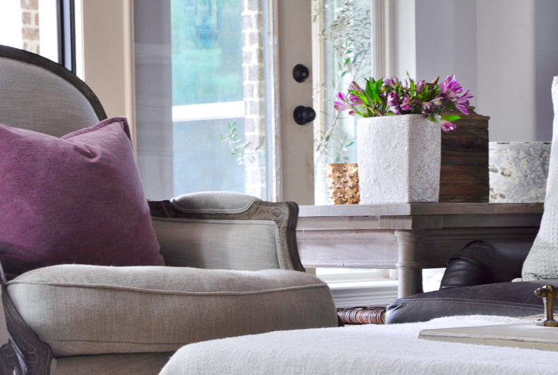 purple-velvet-pillow-in-family-room-for-fall-pottery-barn_