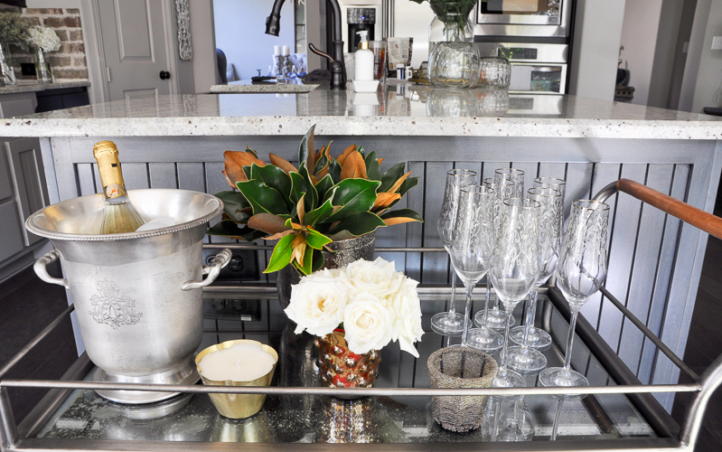 bar-cart-styling-with-champagne-bucket-and-glasses_