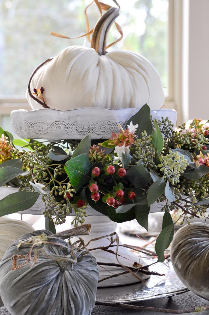 beautiful-white-velvet-pumpkin-vignette