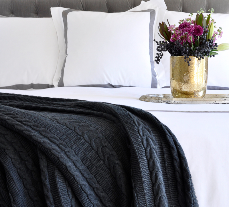 cable-knit-throw-for-master-bedroom_