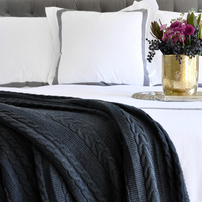 Give Your Bedding a Hotel Look and Feel