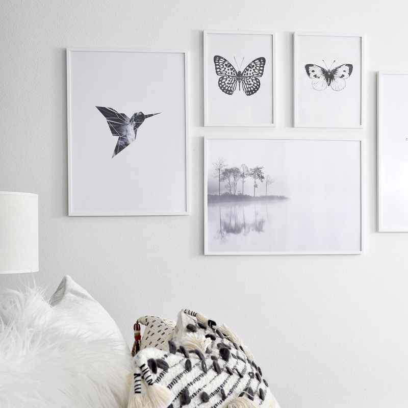 Decorating with Poster Wall Art