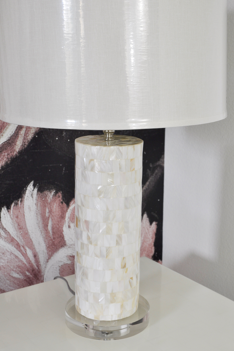 white-lamps-and-lampshade-bedroom-with-dark-floral-wallpaper_-2