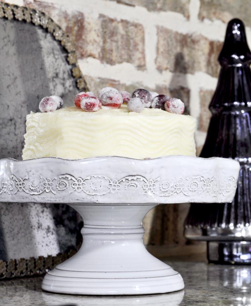 beautiful-christmas-cake