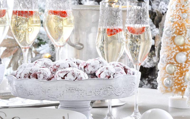 Bloggers Cookie Exchange – Red Velvet Cookies