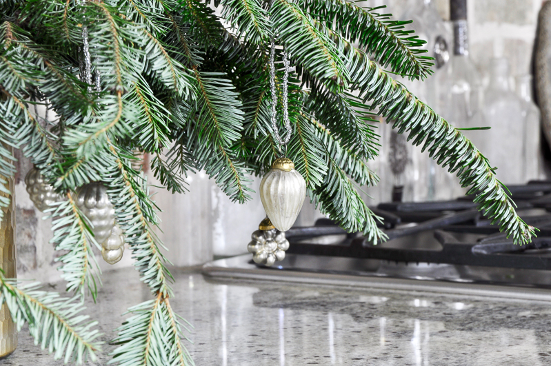 evergreen-branches-with-ornaments