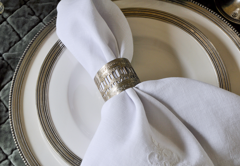 white-dinnerware-pewter-rim