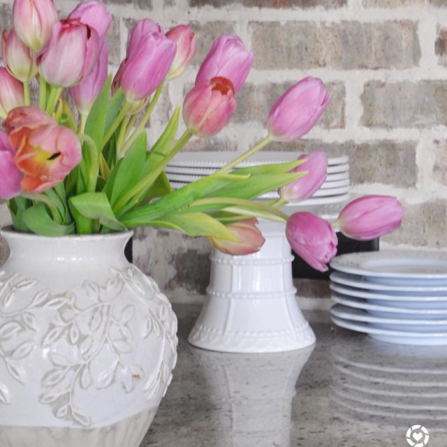 Tulips for the win! Im talking about bringing Spring intohellip