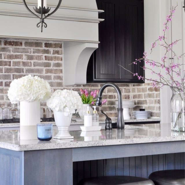 Good morning! On the blog Im sharing my Spring Kitchenhellip