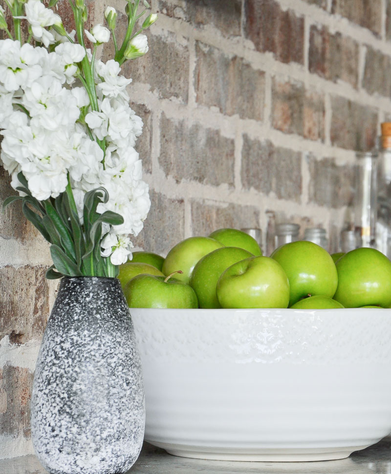 The Apples Are Undeniably A Fitting Addition To Any Spring Kitchen