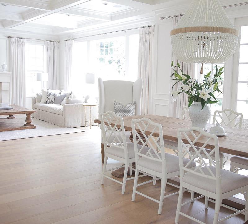 Dining Room Light Floor