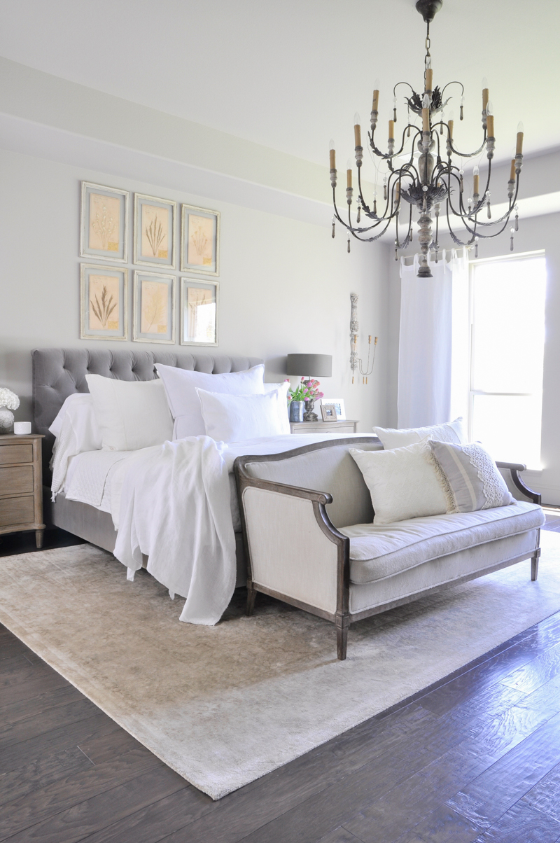 Romantic White Bedroom: 7 Tips To Help You Bring Spring Decor Into Your Home