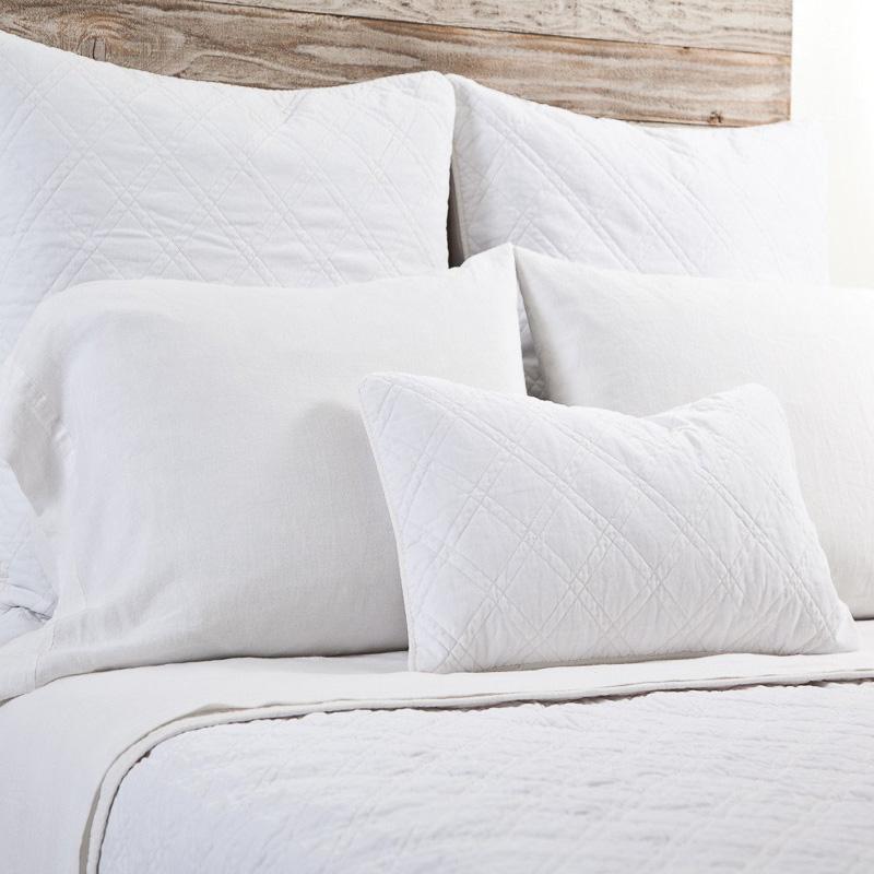 One Room Challenge bedding