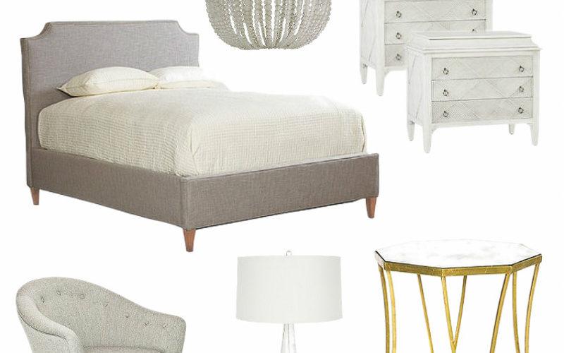 One Room Challenge – Week 2 – Bedroom