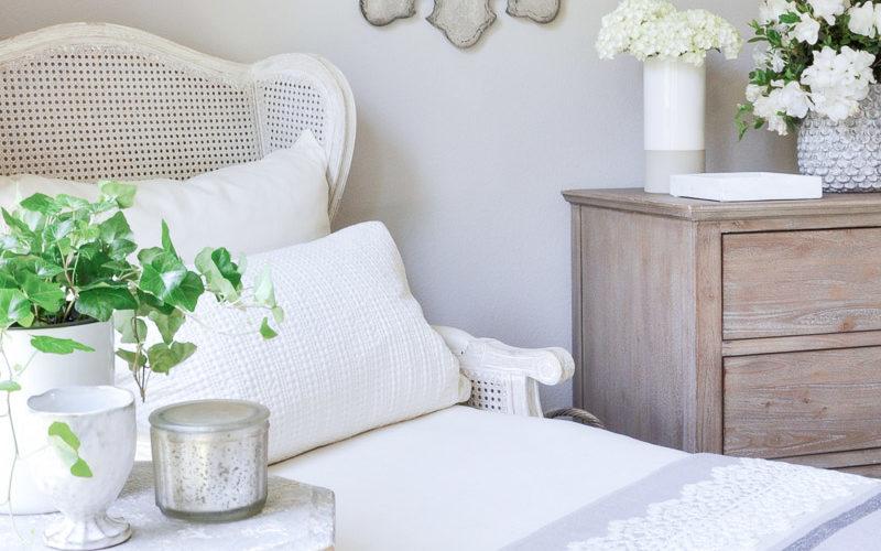 Master Bedroom – Update Reveal
