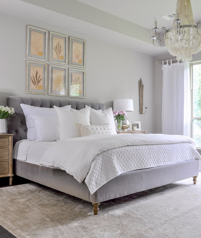 Gorgeous Gray And White Bedrooms: Have You Been Looking For Summer Home Design Inspiration?