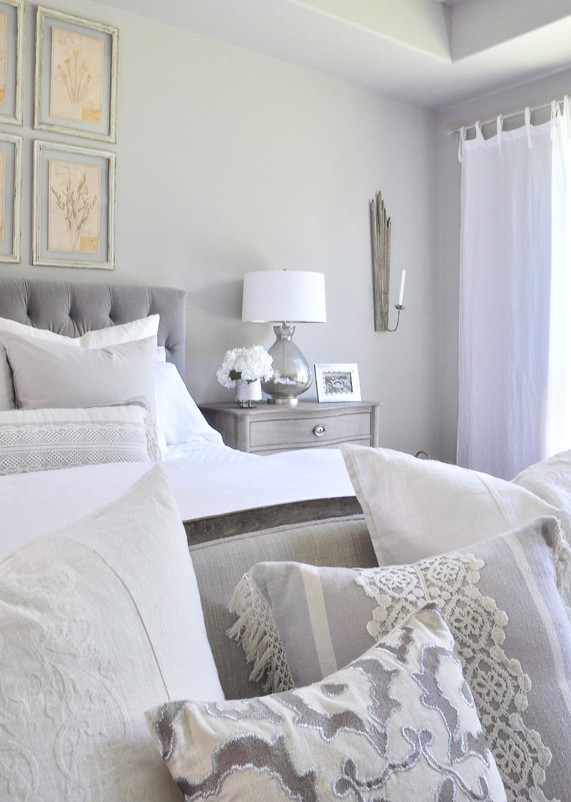 Master Bedroom Update: Decor Gold Designs