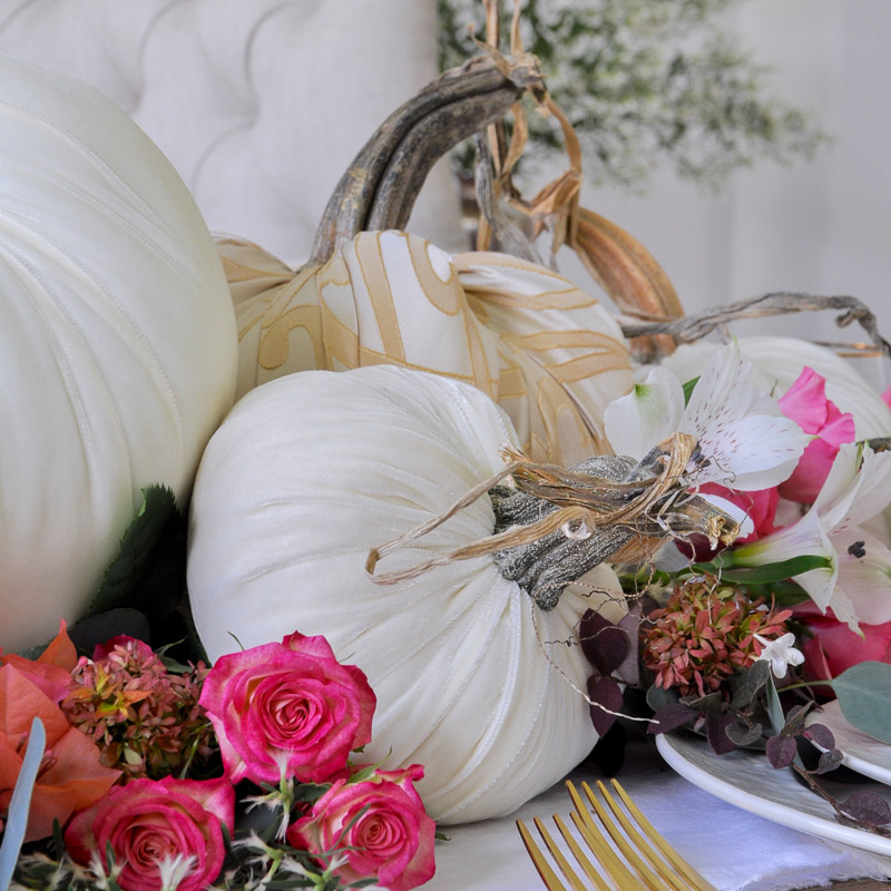 5 Pumpkin Styling Ideas