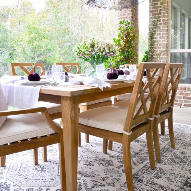 New ON THE BLOG 7 Thanksgiving Table Ideas!!! I includedhellip