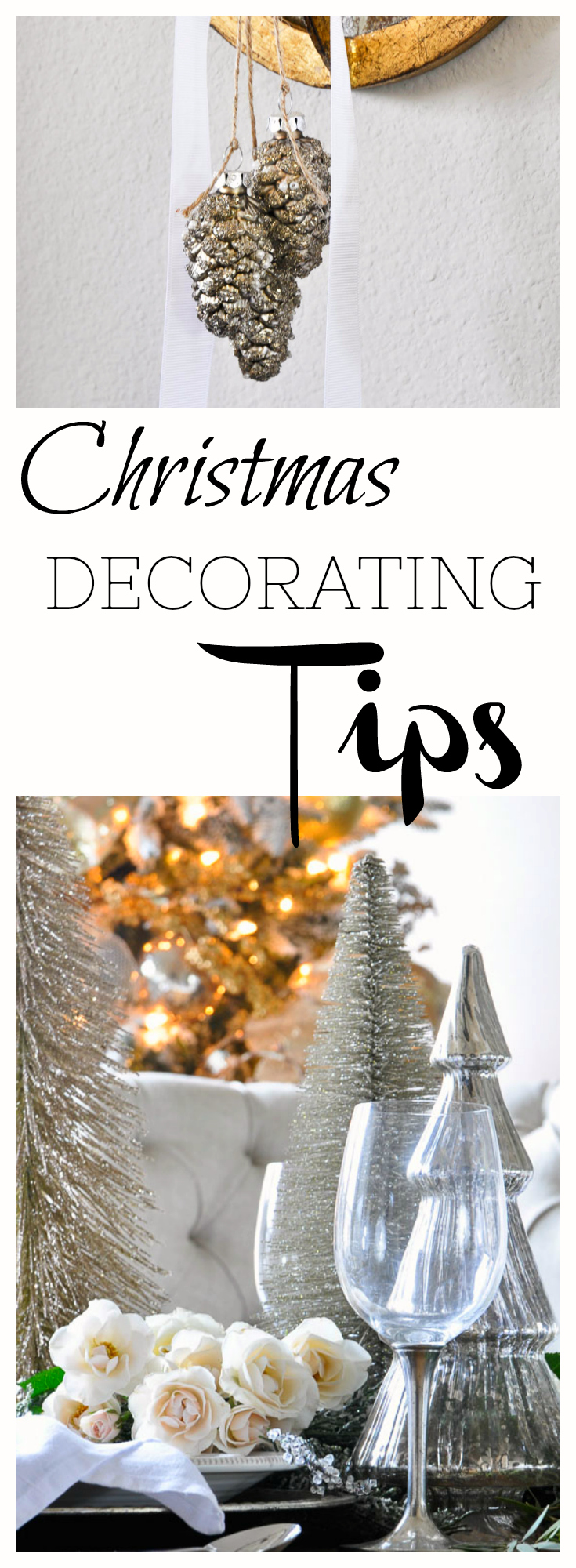 all of the bloggers participating in our christmas tips tour have wonderful ideas to share with you find the full line up below - Christmas Decorating Tips
