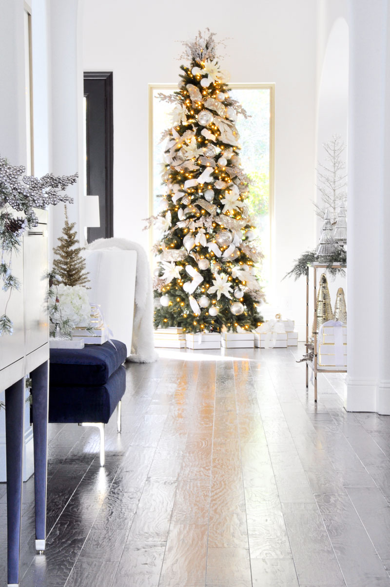 Christmas Home Tour - Featuring Decor Gold Designs