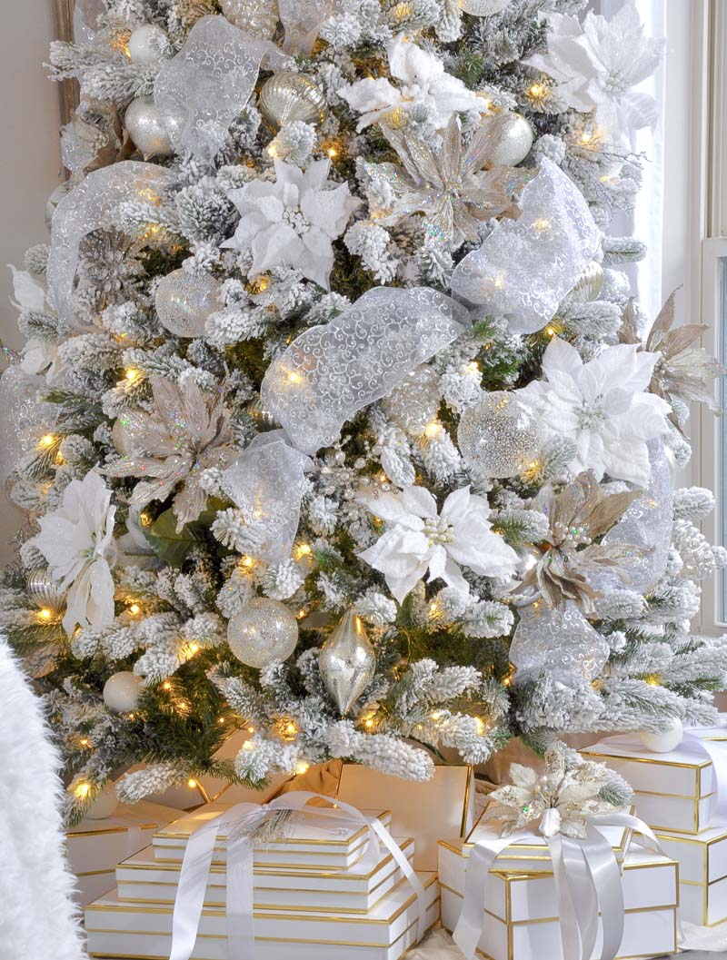 Simply Christmas Home Tour Featuring Decor Gold Designs