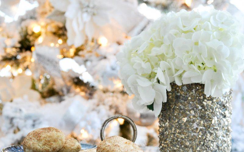 Christmas Cookie Exchange – Snickerdoodles