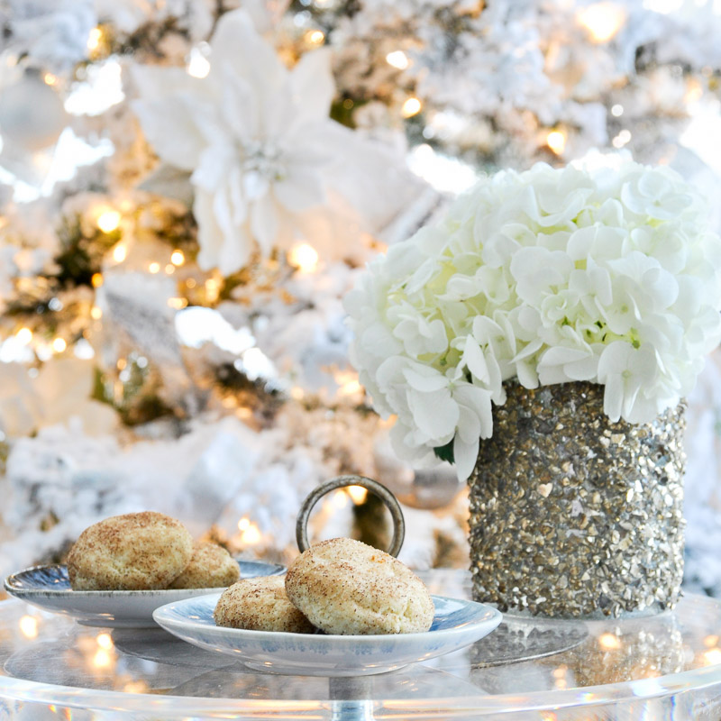 Christmas Cookie Exchange – Snickerdoodles