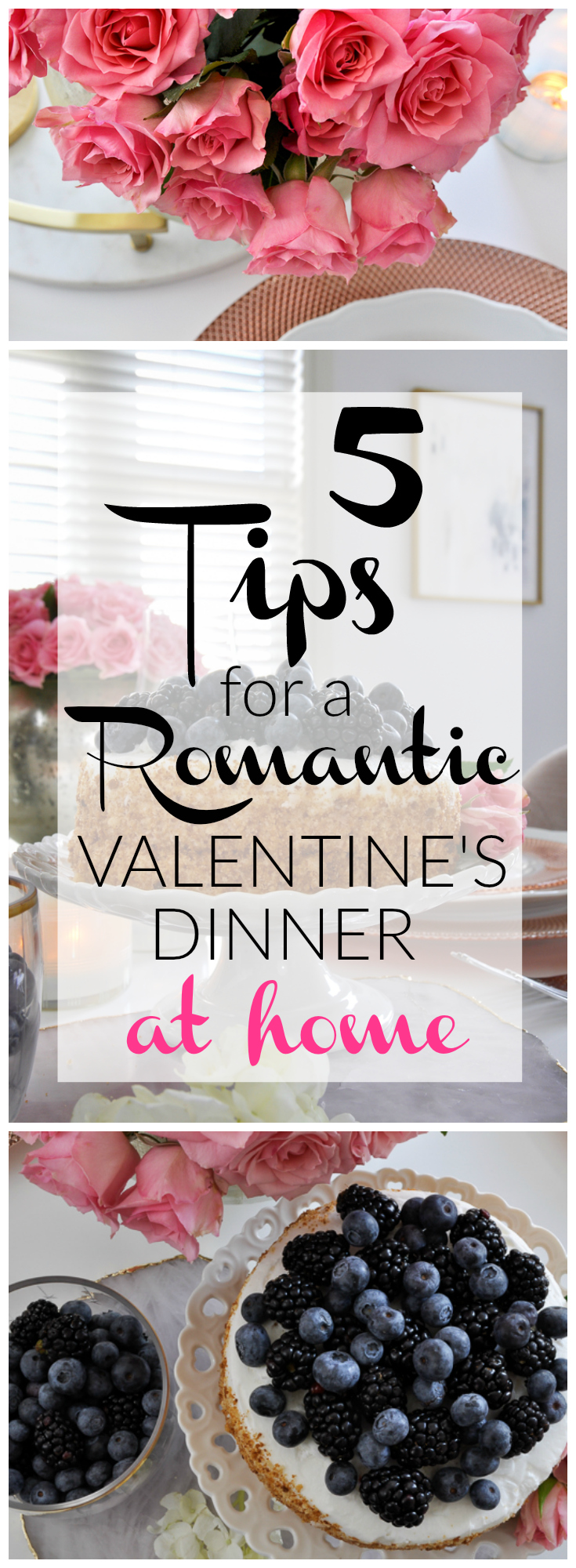 Tips for a romantic vanlentine 39 s day at home by decor gold for Valentine day at home