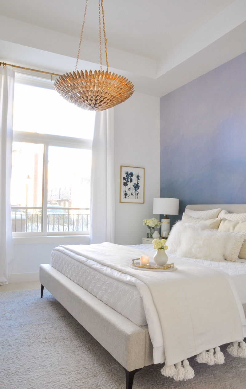 bright and beautiful bedroom