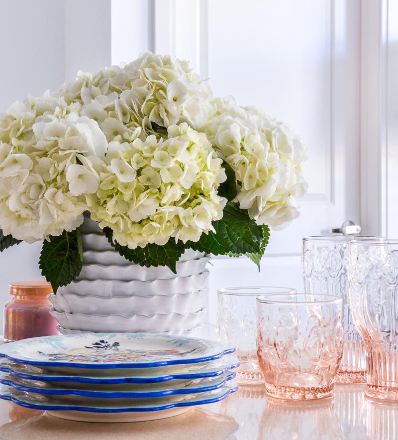 beautiful easter arrangement