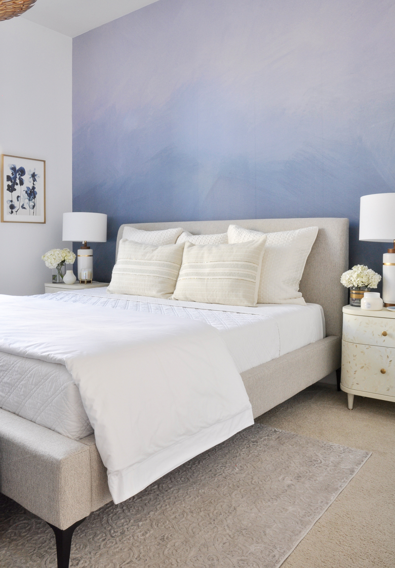 steps to make a beautiful bed