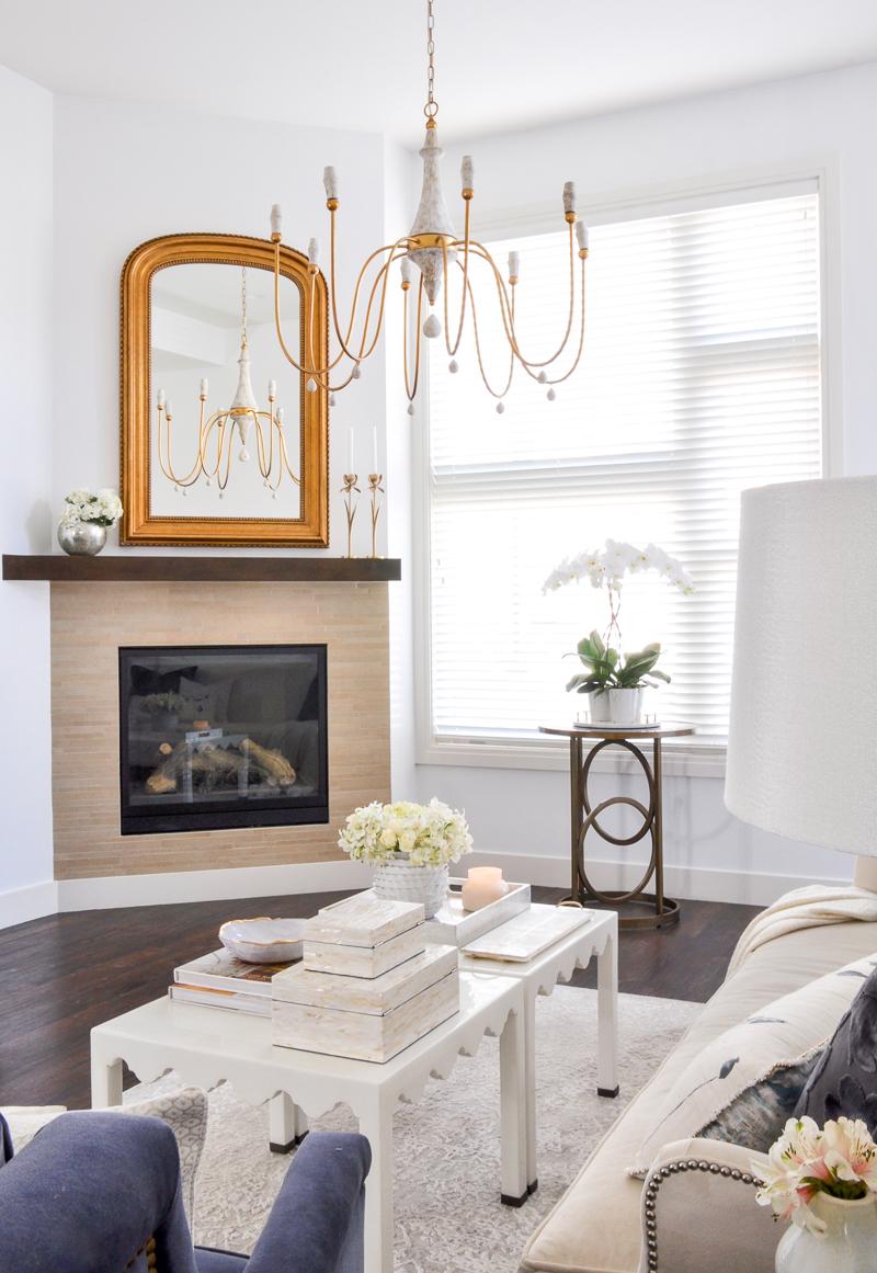 Colorado Loft Living Room Reveal by Decor Gold Designs