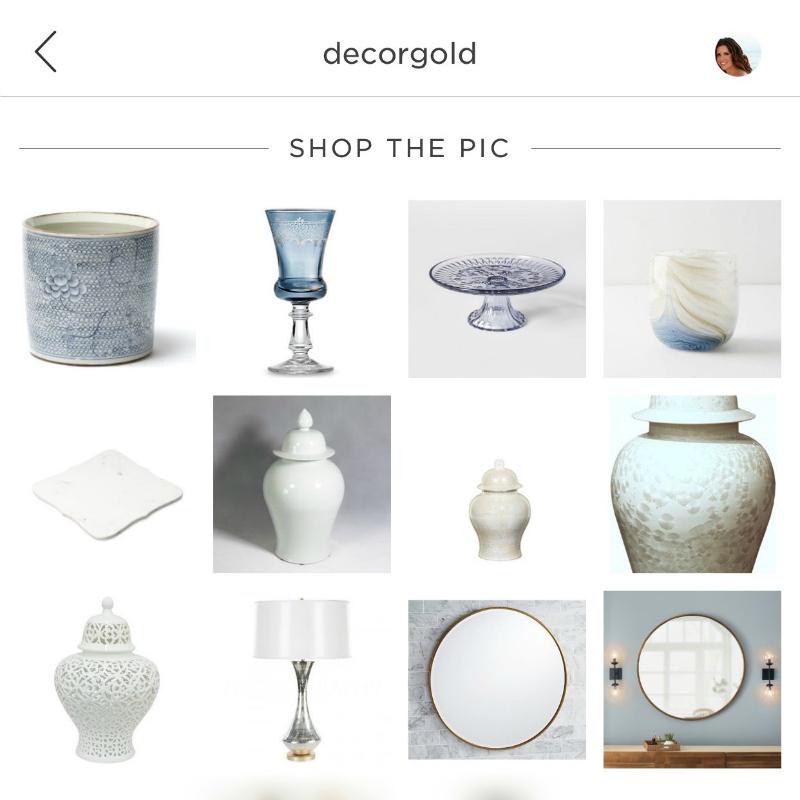 How to Shop My Instagram