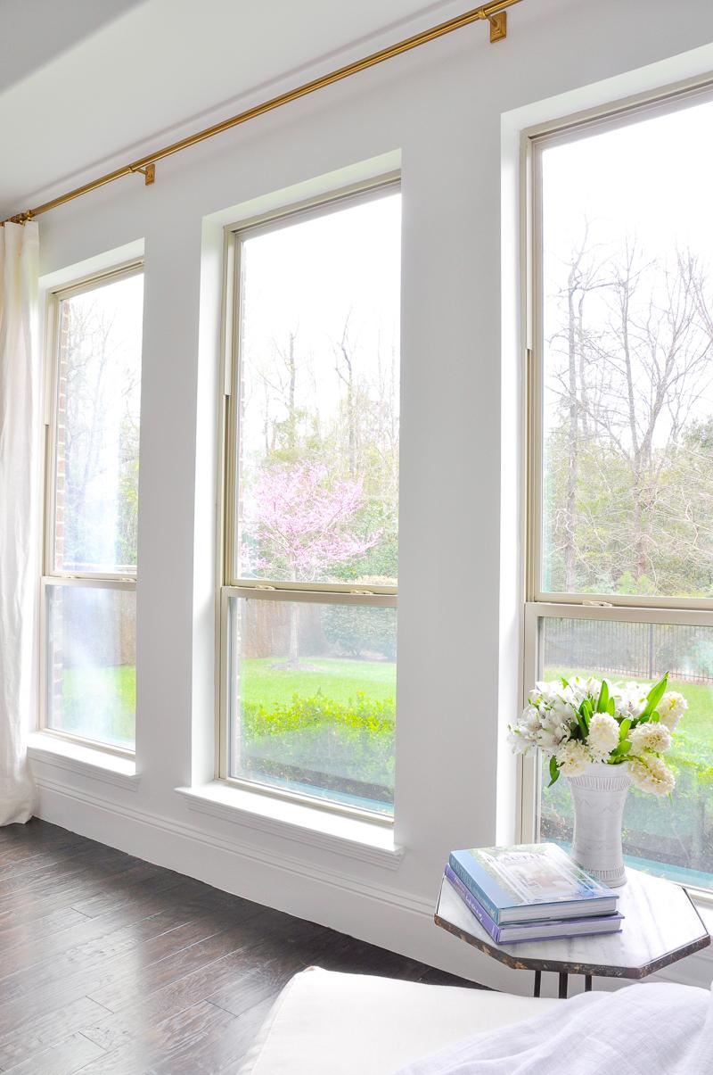 large bedroom windows
